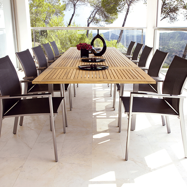 Gloster Azore Dining