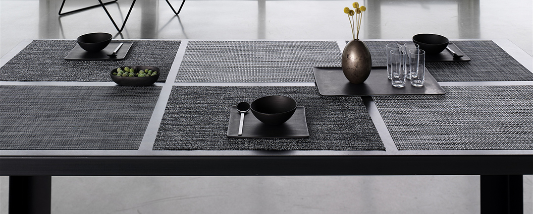 chilewich table mats