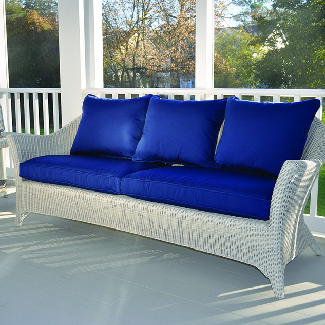 Kingsley Bate Cape Cod Seating Summer House Patio