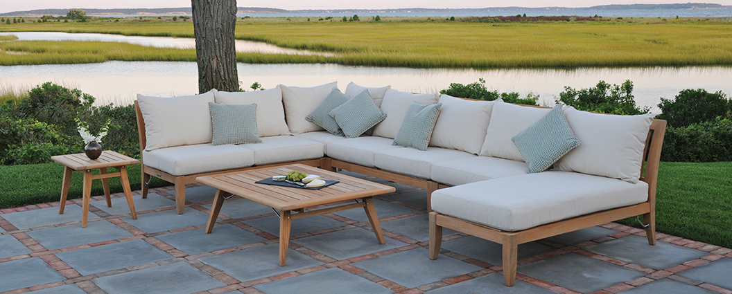 Merveilleux Kingsley Bate Ipanema Seating Sectional. Category: Outdoor Furniture ...