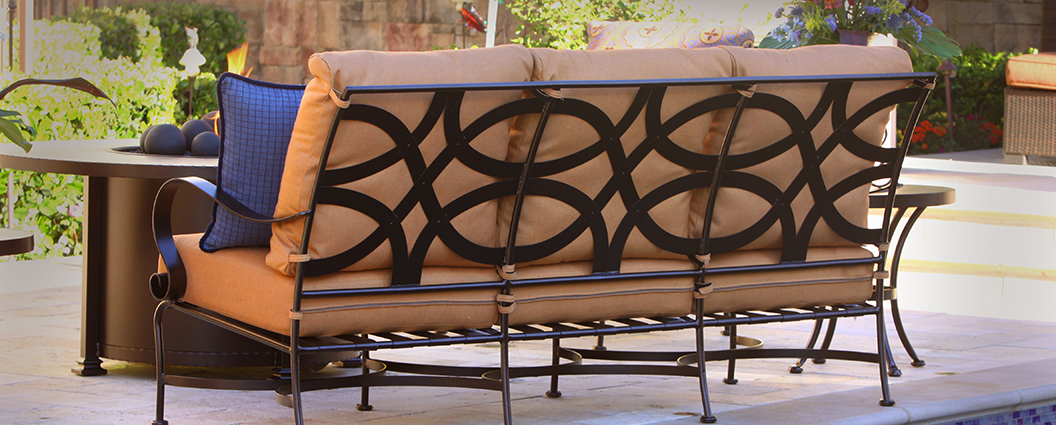 Wrought Iron Patio Furniture In Seattle Summer House Patio