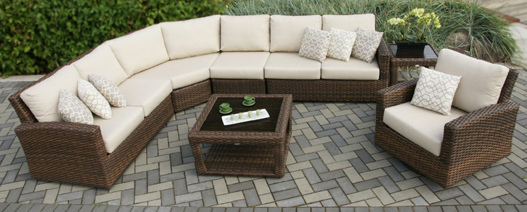 Ratana portfino seating summer house patio Ratana outdoor furniture