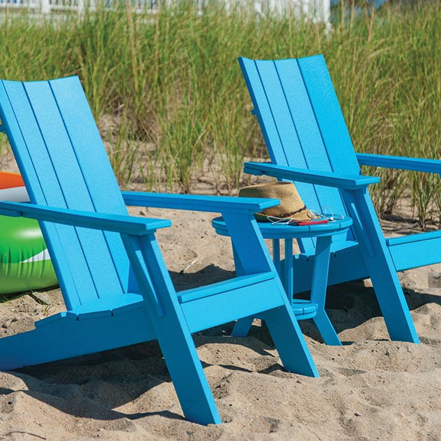 ... These Chairs Are As Beautiful As They Are Environmentally Friendly.  Crafted From Evirowood U2013 An All Weather Marine Grade Recycled HDPE Polymer  U2013 These ...