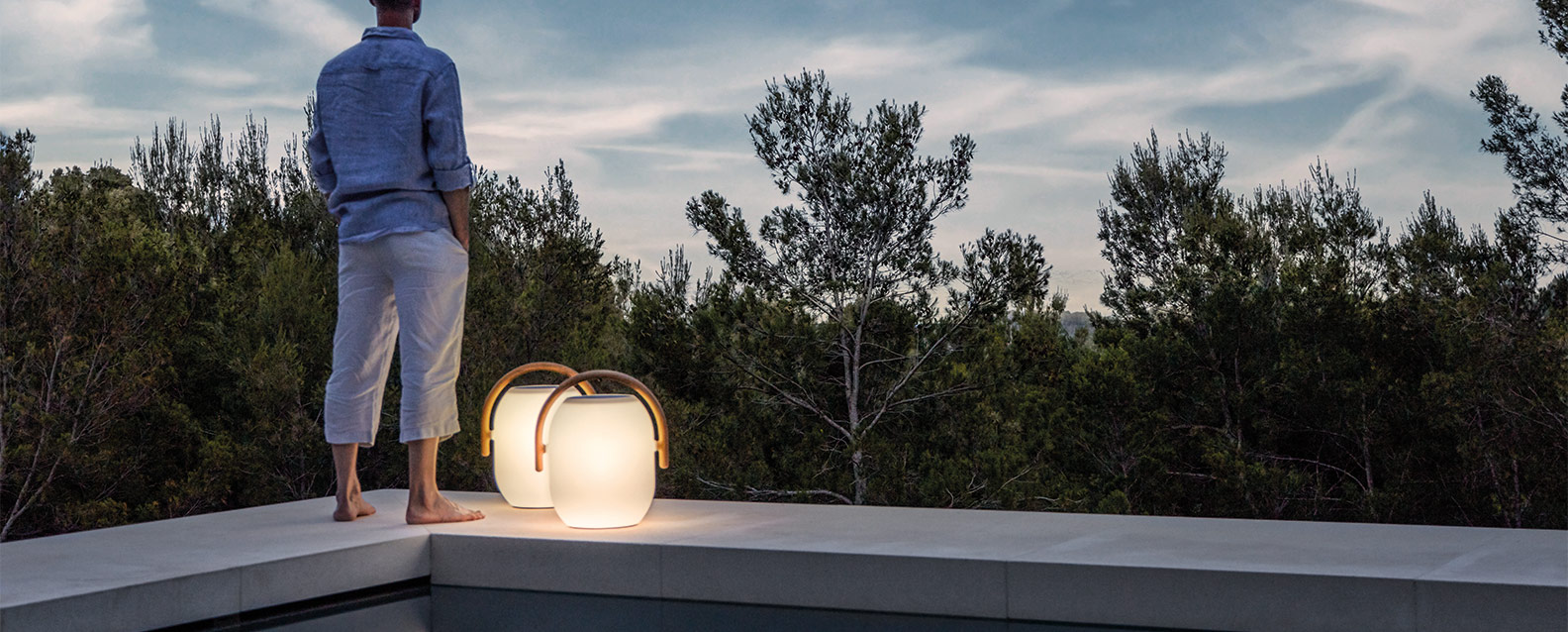 Gloster Ambient Led Lighting Summer House Patio