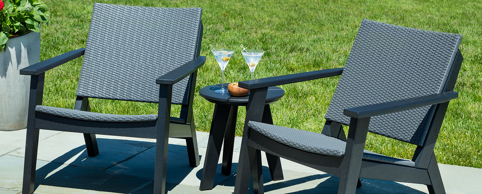 seaside chat Coventry, ri - seaside casual's mad chat chair received the international casual furnishings association's design excellence award for outstanding product design in the lounge seating.