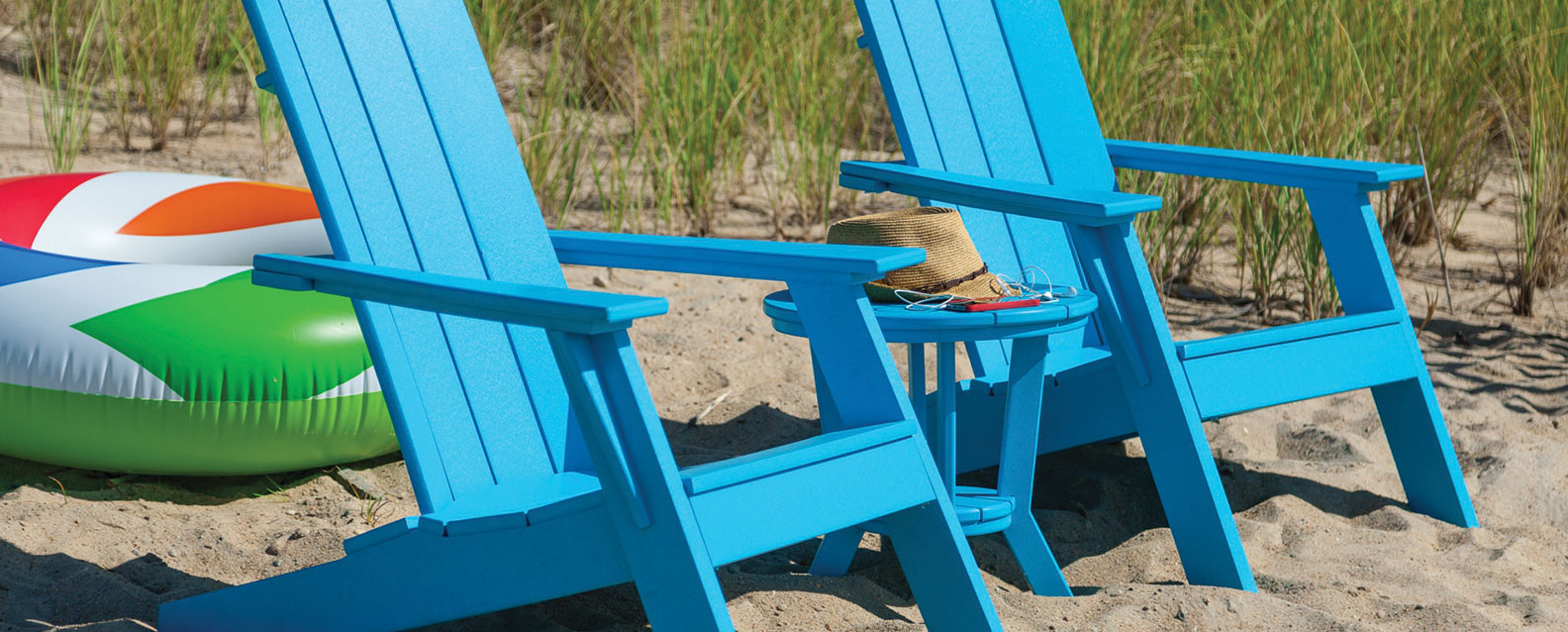 Seaside Casual MAD Adirondack Chairs