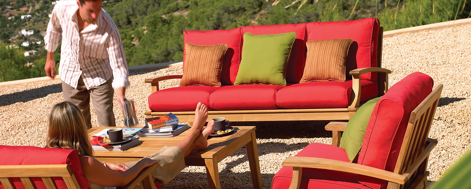 Awesome Gloster Ventura Seating. Category: Outdoor Furniture ...