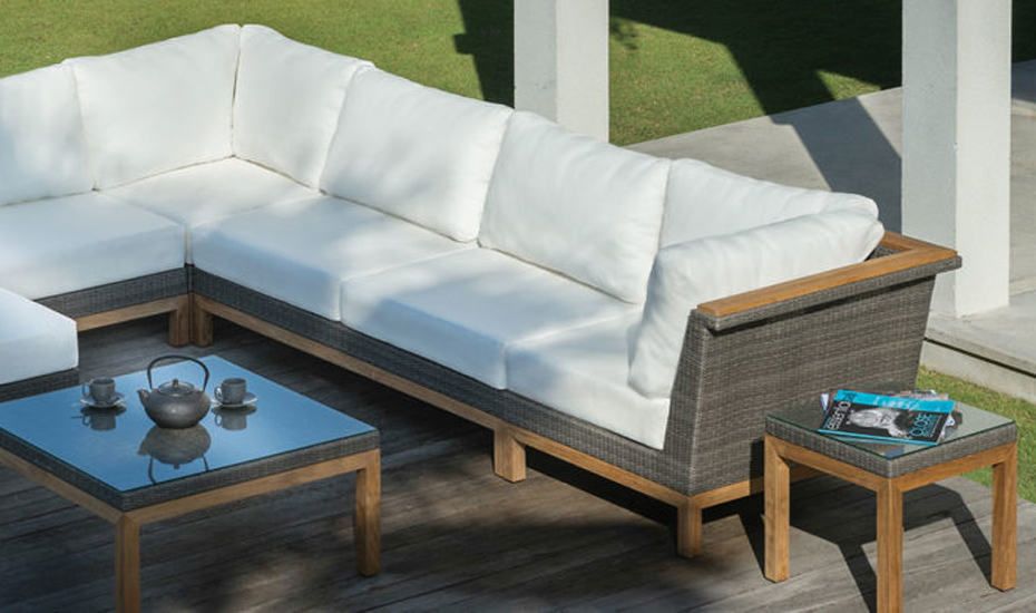 woven sectional