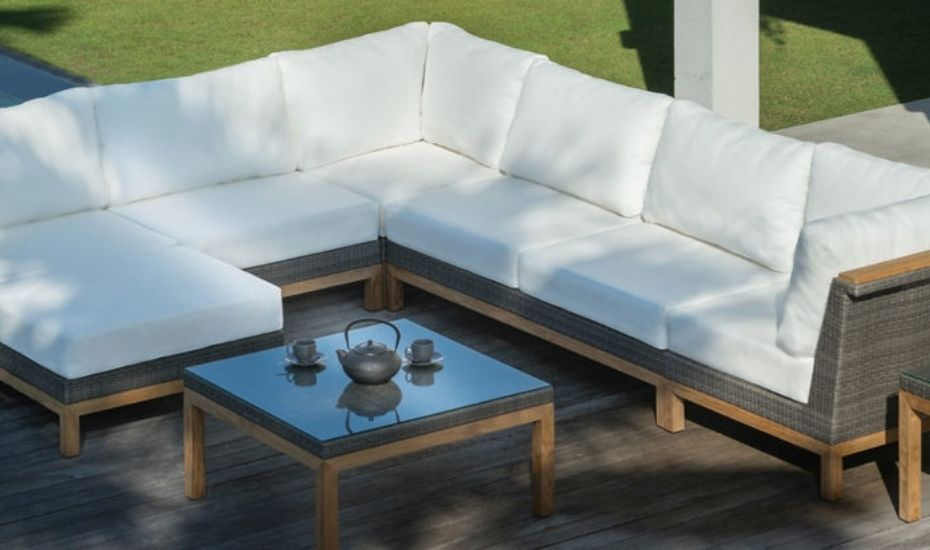 outdoor sectional unit